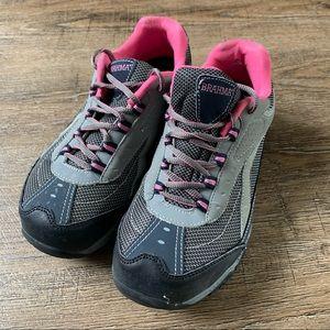 ✨BRAHMA✨Women's 8 Steel Toe Work Sneakers/shoes